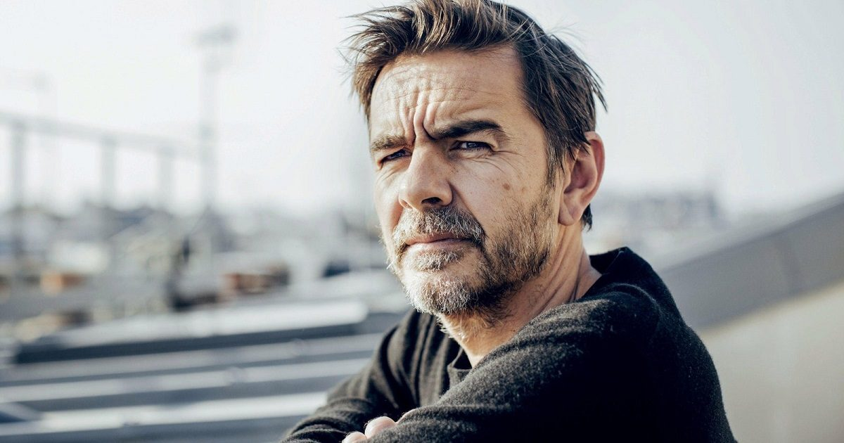 Laurent Garnier at the Red Bull Music Academy in Paris, October 25 to November 27, 2015 // Jacob Khrist / Red Bull Content Pool // P-20151028-00320 // Usage for editorial use only // Please go to www.redbullcontentpool.com for further information. //