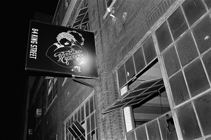 Disco-by-Bill-Bernstein_30_Paradise-Garage-Signage-1979