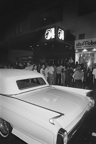 Disco-by-Bill-Bernstein_4_Studio_54_Cadillac_Outside_Bill_Bernstein