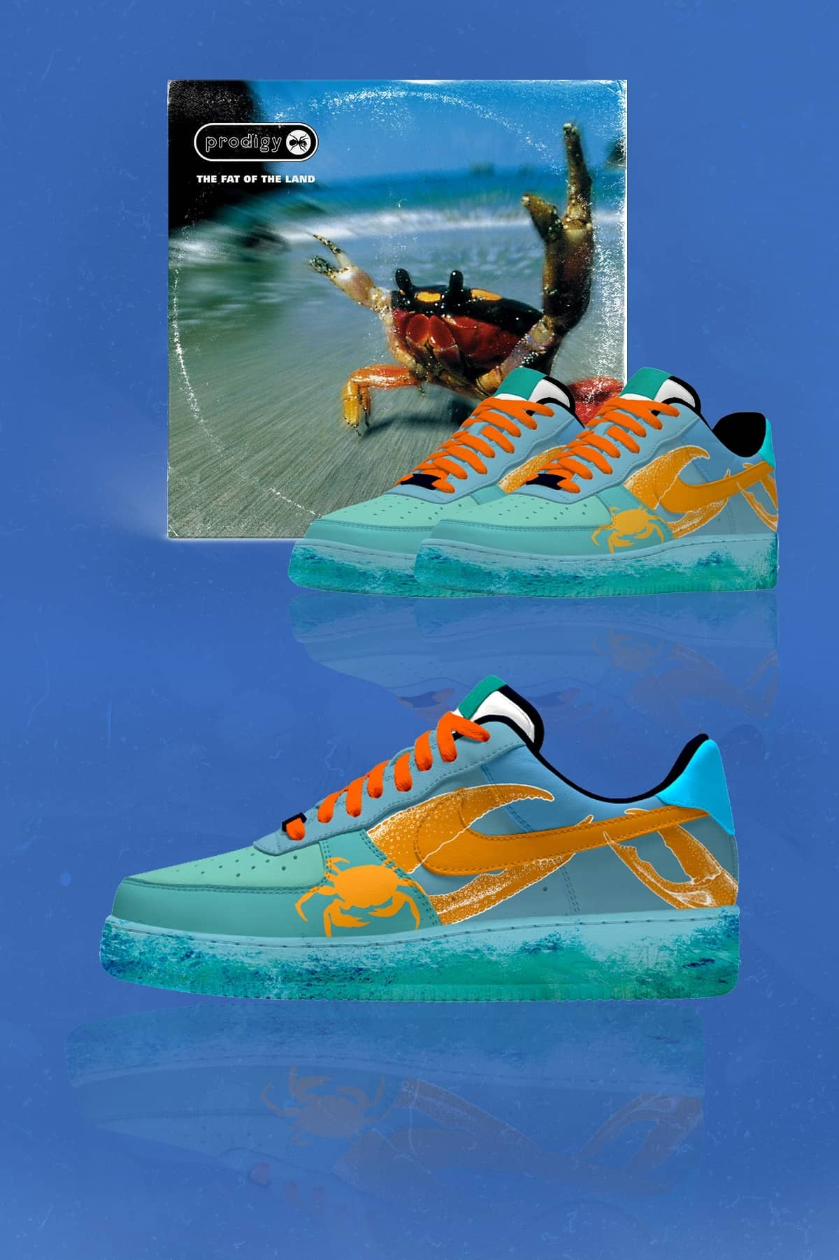 Mixmag_Album-Covers-Nike-Sneakers_Prodigy-The-Fat-Of-The-Land-AIR-CRAB-1