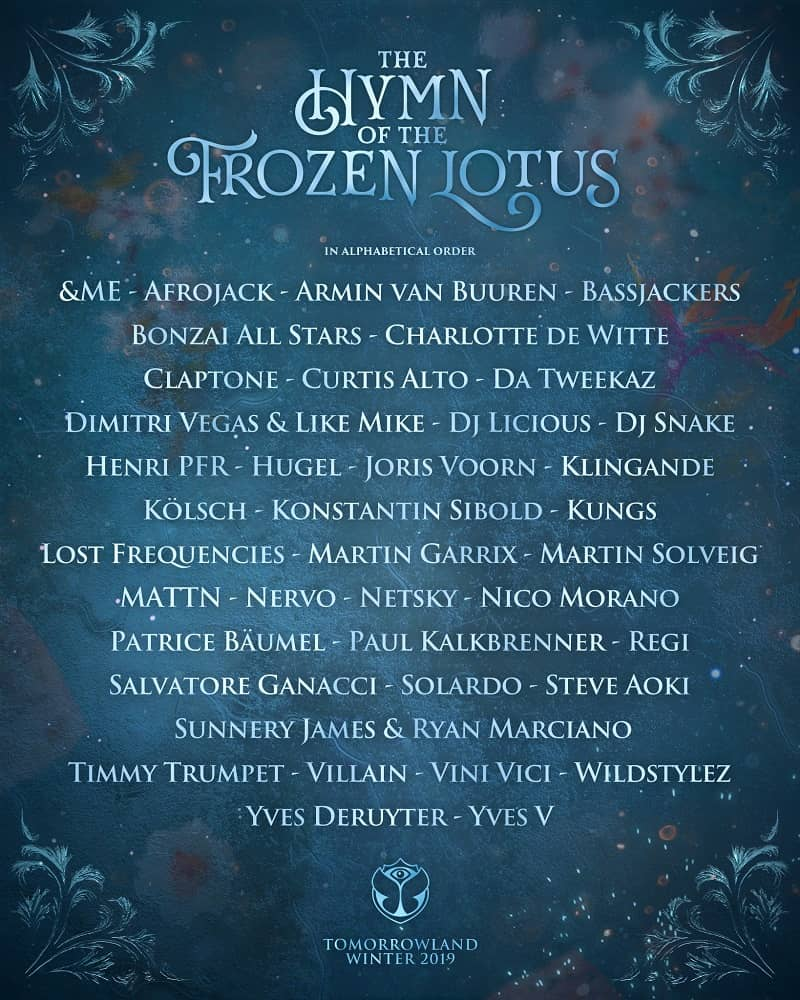 Tomorrowland-Winter-2018-full-lineup